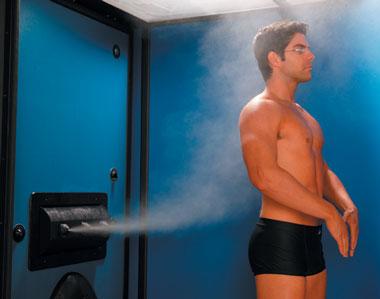spray tan care instructions